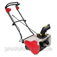 Снегоуборочная машина электрическая 1,6 кВт Intertool SN-1600