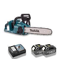 Аккумуляторная цепная пила Makita DLXMUA353 (DUC353 + аксессуары)
