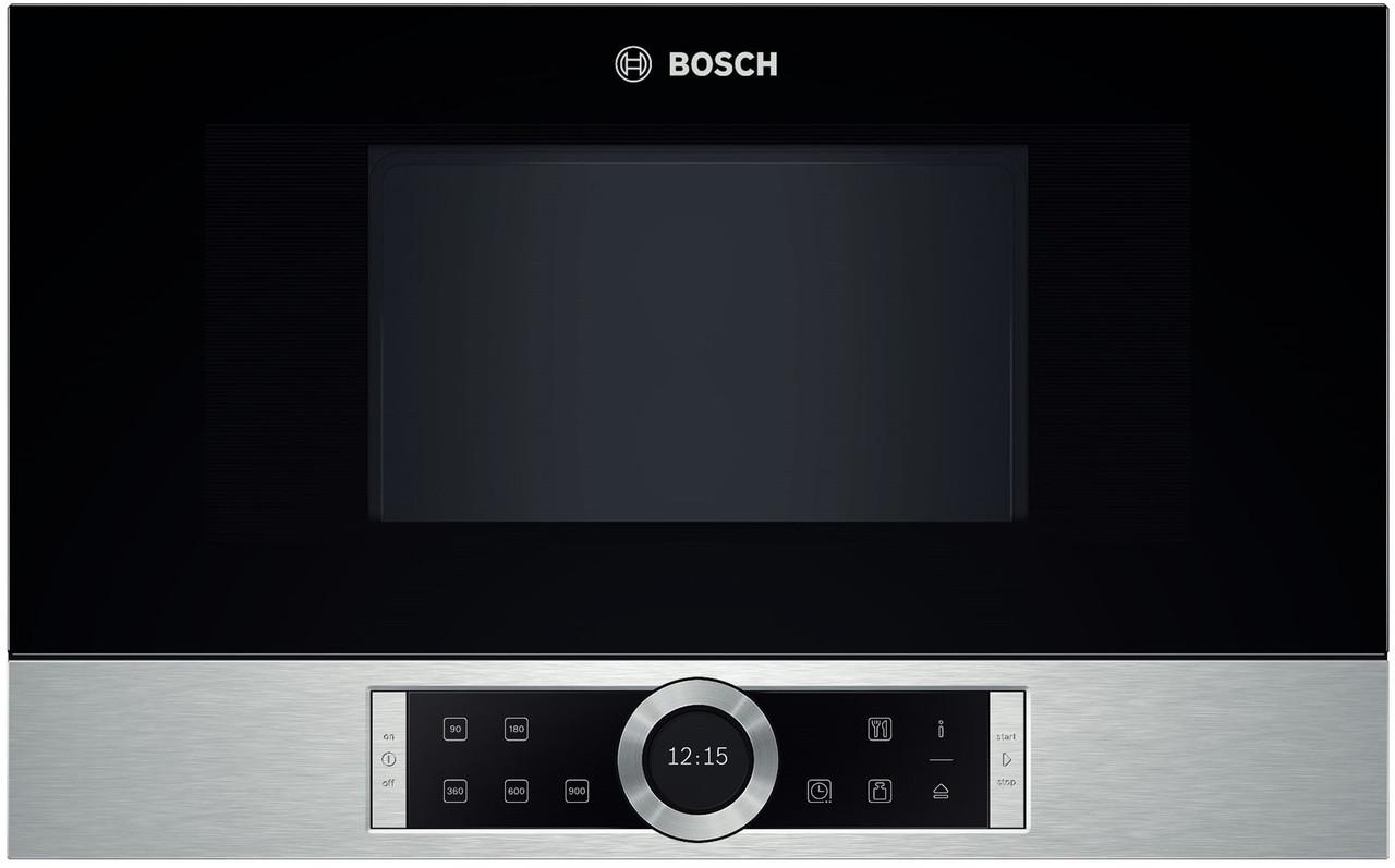 Встраиваемая микроволновая печь Bosch BFL634GS1 [900W]