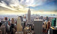 Фотообои на стену 312x219 см Небоскребы в Нью-Йорке (2317.20081)