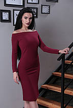 """Платье с открытыми плечами """"Candys"""", фото 3"""