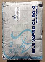 Известь негашеная CL 90-Q, CARMEUSE Czech Republik s.r.o. 20кг