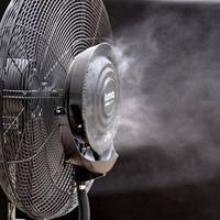 Применение вентиляторов тумана в ресторанах, промышленности и фермерских хозяйствах