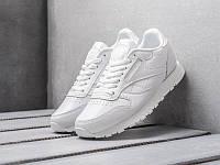 Кроссовки Reebok Classic Leather White , фото 1