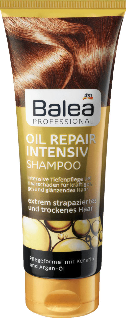 Шампунь Balea Professional Oil Repair Intensiv