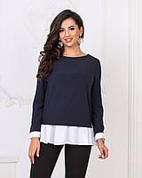 Блуза женская молодежная с 42 по 56 р. /д41115, фото 1