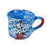 Чашка кофейная Львовская керамика 100 мл (101)