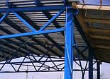 Здание-ангар под производство 15х60х5 с прогонами и профнастилом, фото 3