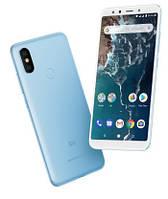 "Смартфон Xiaomi Mi A2 4/64Gb Blue Global, 12+20/20Мп, Snapdragon 660, 2sim, 5.99"" IPS, 3010mAh, GPS, 8 ядер"