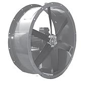 Вентилятор осевой Веза ОСА 300-040