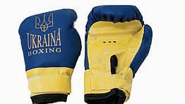 Перчатки для бокса детские Boxing Special  6 oz - до 10 лет