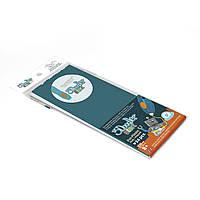 Набор стержней для 3D-ручки 3Doodler Start бирюзовый 24 шт (3DS-ECO20-TTEAL-24)