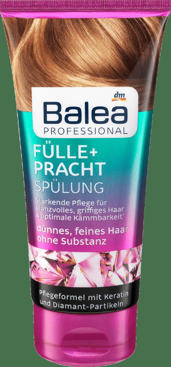 Бальзам - ополаскиватель Balea Professional Fülle + Pracht