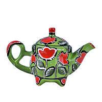 Чайник керамический Львовская керамика 1 л (152)