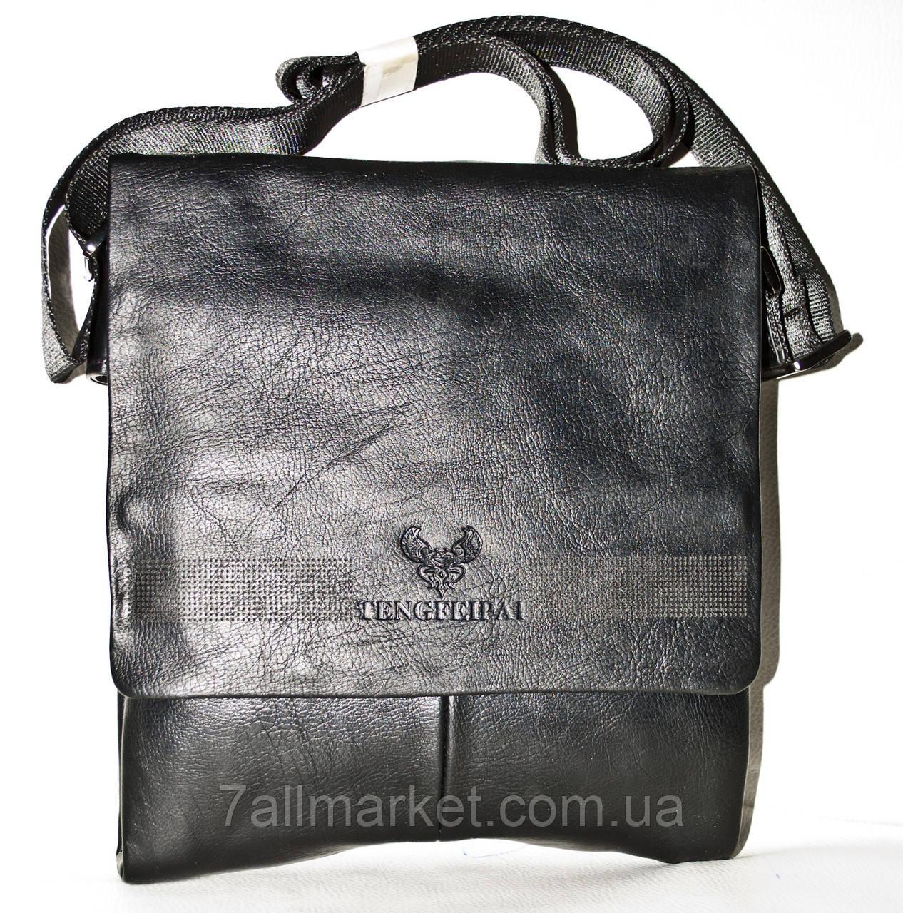 03cfb080b91a Сумка-планшетка мужская стильная кожзам (22*25 см), 1 цвета Серии ...