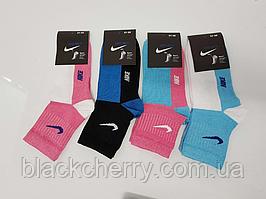 Носки женские Nike р.35-41(003)