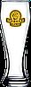 Пивные стаканы с логотипом