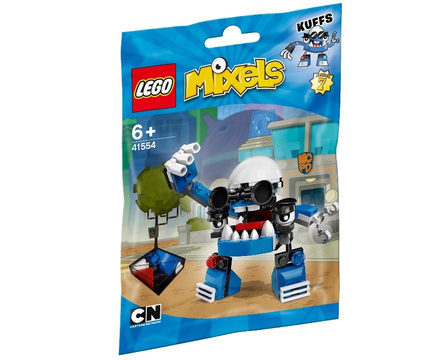 Лего Миксели Lego Mixels Каффс 41554