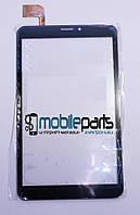 """Оригинальный Сенсор (Тачскрин) для планшета 8"""" Digma Plane E8.1 51pin (204x120mm)(Черный)"""