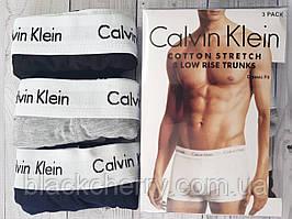 Мужские боксёры Calvin Klein 3шт/упак M