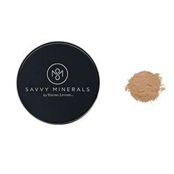 Пудра-основа Savvy Minerals Foundation Powder - Dark No 3 Young Living