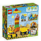 Lego Duplo Грузовик и гусеничный экскаватор 10812, фото 2