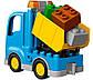 Lego Duplo Грузовик и гусеничный экскаватор 10812, фото 5