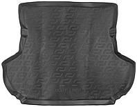 Коврик в багажник для Mitsubishi Outlander XL (07-12) полиуретановый 108010201, фото 1