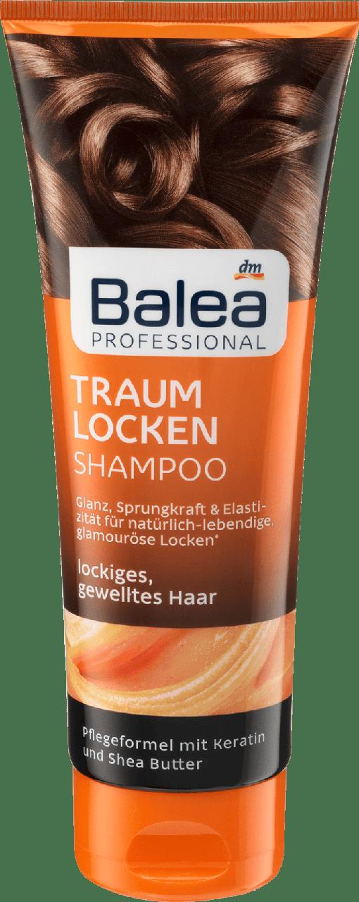 Шампунь Balea Professional Traumlocken для вьющихся и непослушныхволос