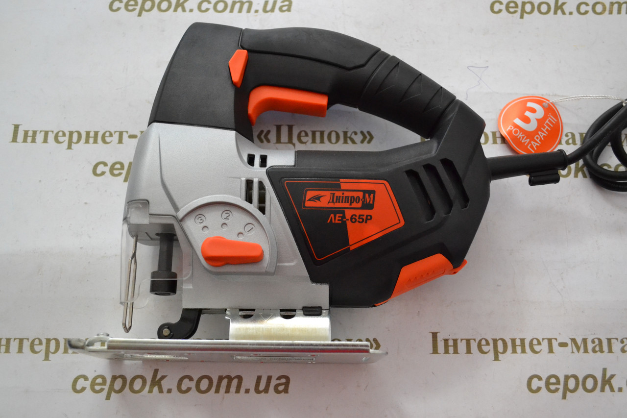 Лобзик електричний Dnipro-M JS-65S