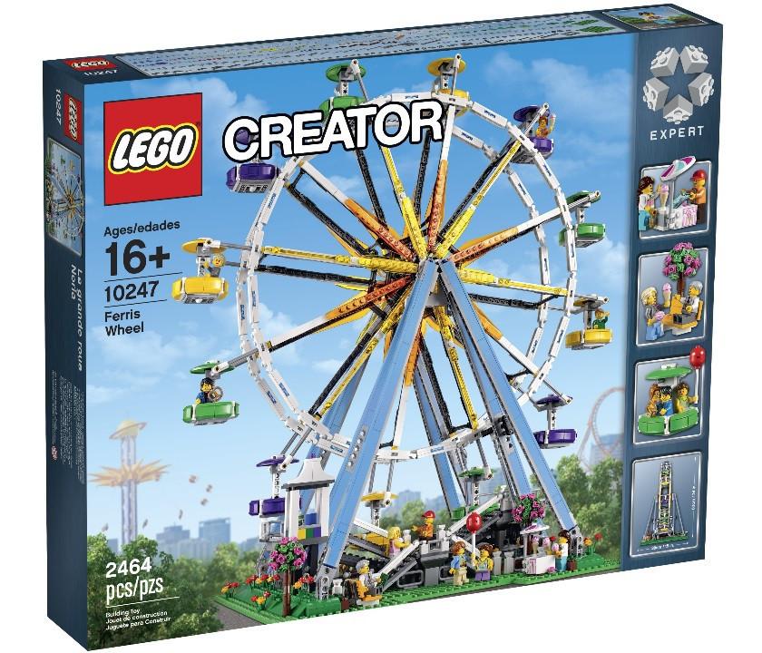 Lego Creator Колесо обозрения 10247