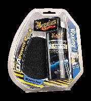 Meguiar's  DA Waxing Power Pack  Набор системы полировки  шаг 3