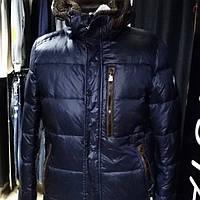 Зимняя мужская куртка на холофайбере