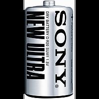 Батарейка Sony Ultra R20 D (трей)