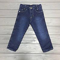 Детские джинсы на меху для мальчиков 5-8 лет оптом