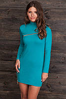 """Платье с длинным рукавом """"Glamour""""  Распродажа модели"""