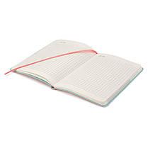 Книга записная Axent Partner Soft Mini 8302-10-A, А6, 80 листов, клетка, светло-розовая, фото 2