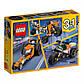 Lego Creator Оранжевый мотоцикл 31059, фото 2