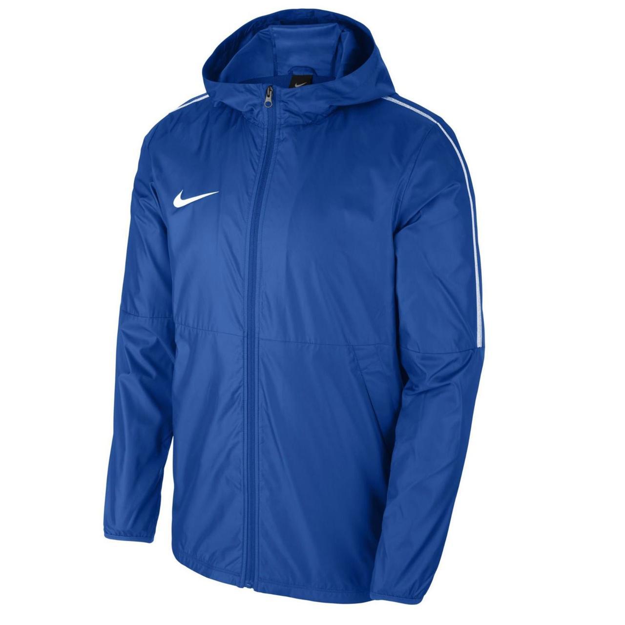 a7a0d97e Ветровка Nike Dry Park 18 Rain Jacket AA2090-463 (Оригинал) - Football Mall