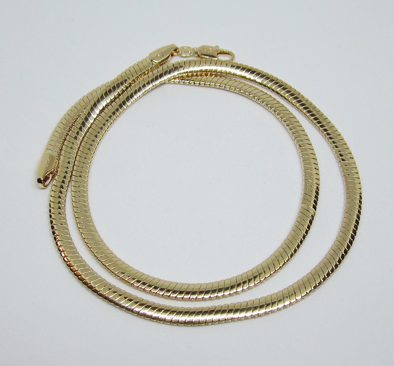 Цепочка плетение Париджина длина 50 см ширина 0.4