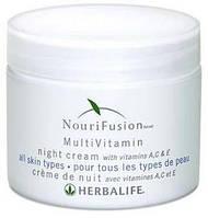 Ночной крем NouriFusion от Herbalife