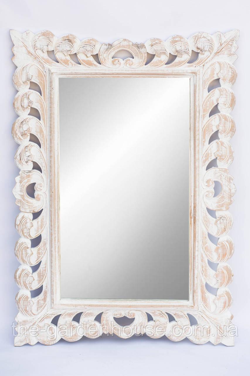 Зеркало в Ajur 100х70 см, прованс