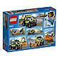 LEGO City Разведывательный грузовик исследователей вулканов 60121, фото 2