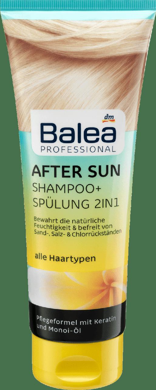 Шампунь + кондиционер Balea After Sun 2 in 1