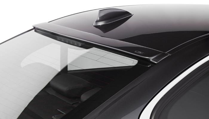 Бленда козырек спойлер заднего стекла BMW F30 стиль AC Schnitzer
