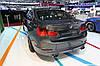 Бленда козырек спойлер заднего стекла BMW F30 стиль AC Schnitzer, фото 5