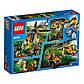 Lego City Джунгли: Грузовой вертолёт исследователей джунглей 60158, фото 2