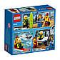 Lego City Береговая охрана: Набор для начинающих 60163, фото 2