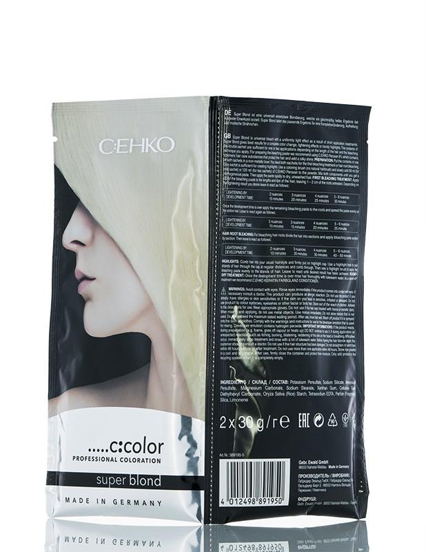 C:EHKO Blond Порційне блондування