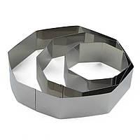 Набор форм Восьмигранник 3 шт.Галетте- 06147